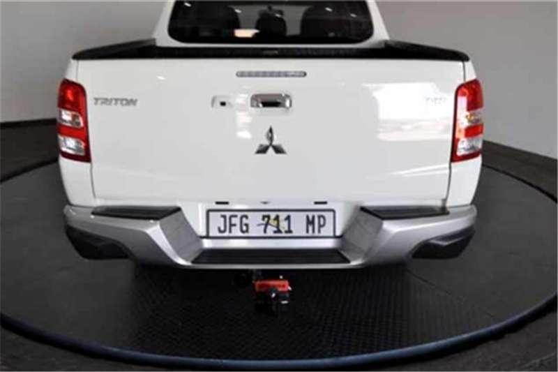 Mitsubishi Triton 2.4DI D double cab 2017