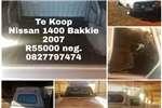 Nissan 1400 Bakkie for sale 0