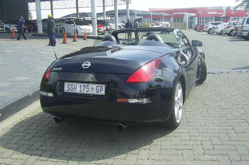 2005 nissan 350 z 350z roadster convertible rwd cars for sale in gauteng r 124 900 on auto. Black Bedroom Furniture Sets. Home Design Ideas