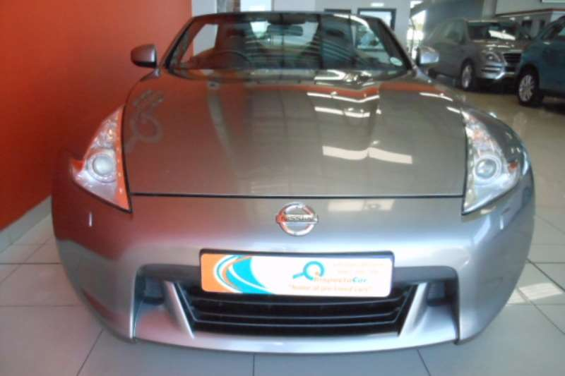 2010 nissan 370 z 370z roadster automatic convertible rwd cars for sale in gauteng r 289. Black Bedroom Furniture Sets. Home Design Ideas