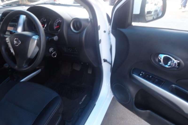 Nissan Almera 1.5 Acenta auto 2015
