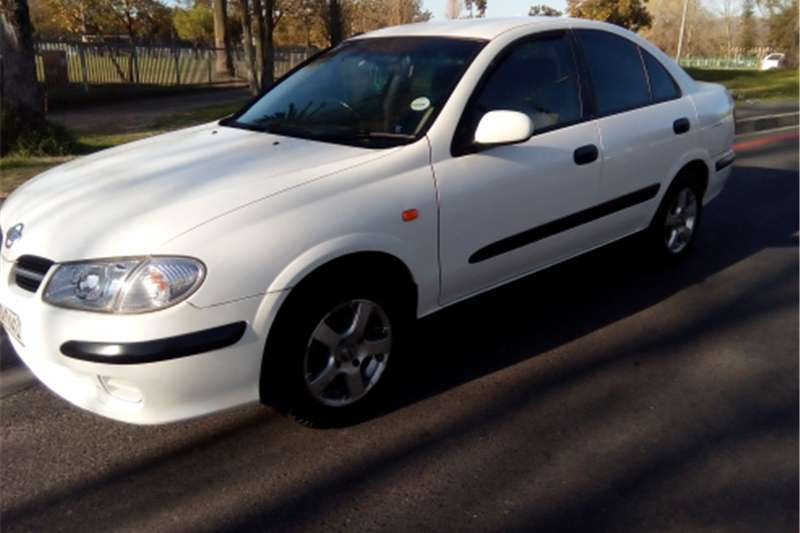 nissan almera auto 1 6 very good cars for sale in western cape r 56 000 on auto mart. Black Bedroom Furniture Sets. Home Design Ideas