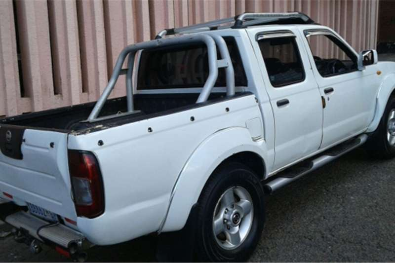 2004 nissan hardbody 2 4 for sale cars for sale in gauteng. Black Bedroom Furniture Sets. Home Design Ideas