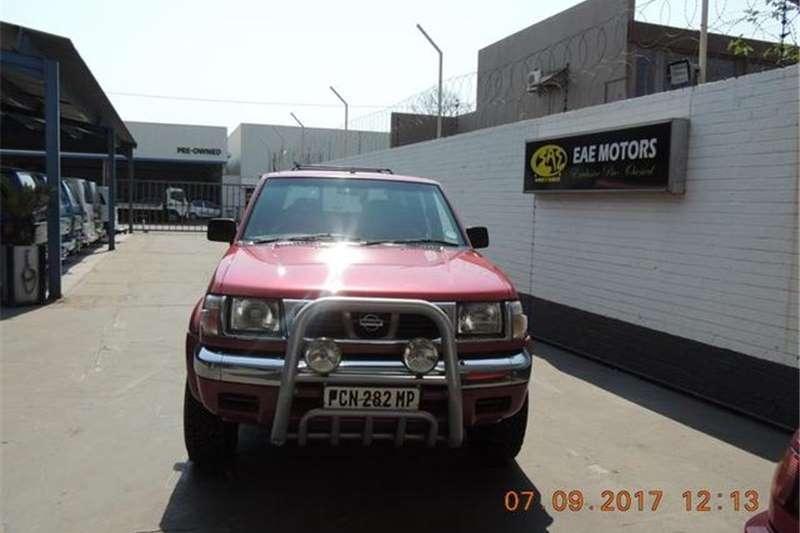 Nissan Hardbody 3.0i SE 2001