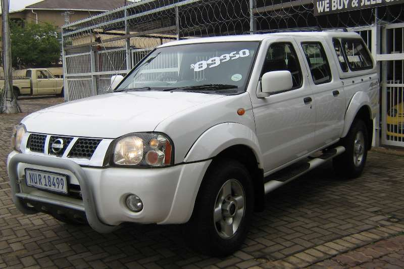 2006 nissan hardbody 3 3 v6 double cab 4x4 sel automatic double cab bakkie 4 x 4 cars for. Black Bedroom Furniture Sets. Home Design Ideas