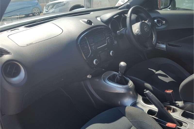 Nissan Juke 1.2T Acenta+ 2017