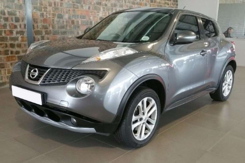 2018 nissan juke 1 2t acenta crossover suv petrol fwd manual cars for sale in gauteng. Black Bedroom Furniture Sets. Home Design Ideas