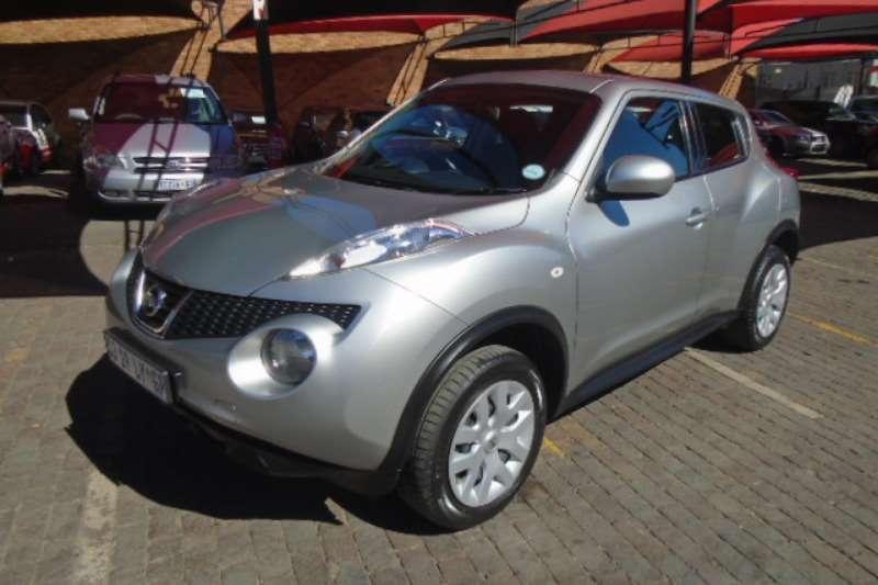 2013 nissan juke 1 6 acenta crossover suv petrol fwd manual cars for sale in gauteng. Black Bedroom Furniture Sets. Home Design Ideas