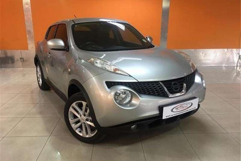 Nissan Juke 1.6 Acenta+ 2014