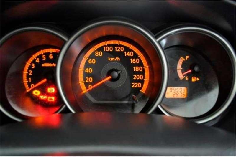 Nissan Livina X Gear 1.6 Acenta+ 2012