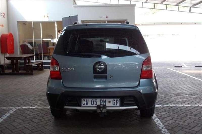 Nissan Livina X Gear 1.6 Visia 2010