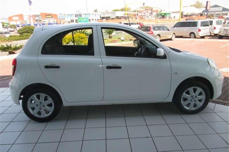 Nissan Micra 1.2 Acenta 2011
