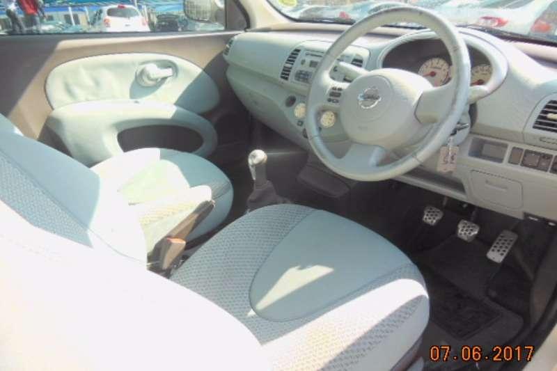 Nissan Micra 1.4 3 door Tekna 2009