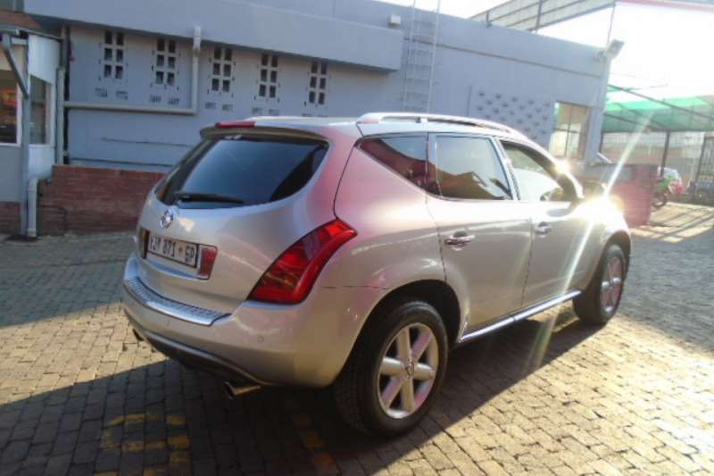 2009 nissan murano 3 5 crossover suv awd cars for sale in gauteng r 124 900 on auto mart. Black Bedroom Furniture Sets. Home Design Ideas