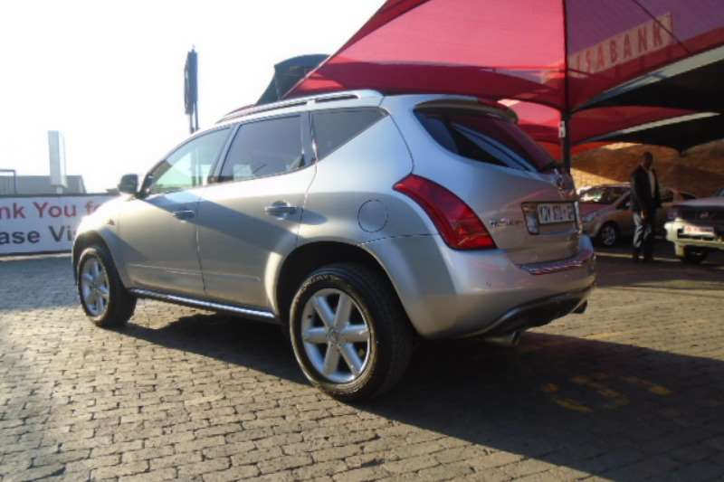 nissan murano 3 5 crossover suv awd cars for sale in gauteng r 139 900 on auto mart. Black Bedroom Furniture Sets. Home Design Ideas