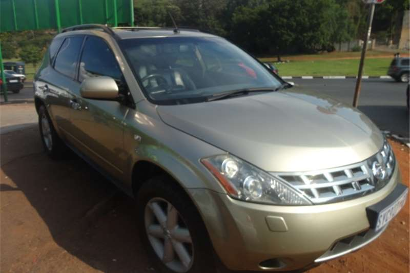 2008 nissan murano nissan 3 5 v6 automatic cars for sale in gauteng r 100 000 on auto mart. Black Bedroom Furniture Sets. Home Design Ideas