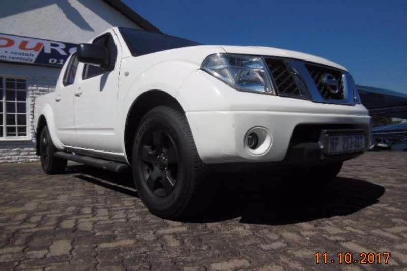 Nissan Navara 2.5dCi double cab XE 2015