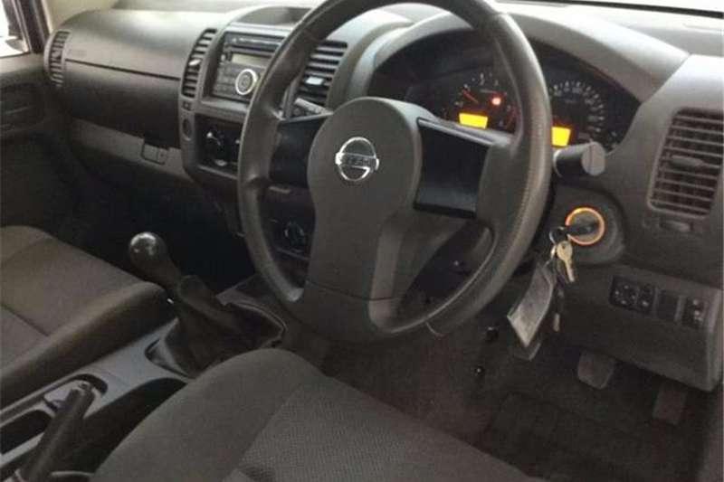 Nissan Navara 2.5dCi KingCab 4x4 XE 2012