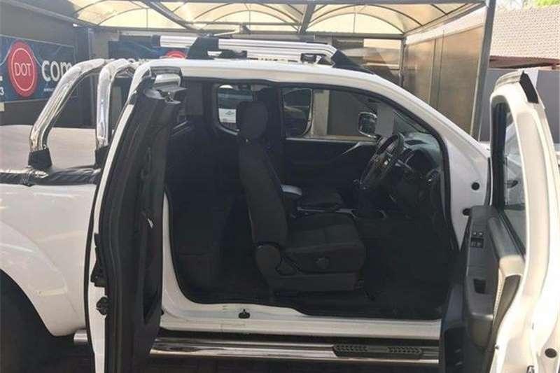 Nissan Navara 2.5dCi KingCab XE 2012