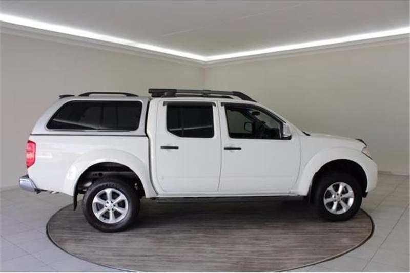 Nissan Navara 3.0dCi V6 double cab 4x4 LE 2012