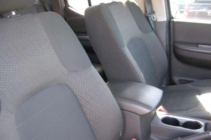Nissan Navara 4.0 V6 double cab LE 2013