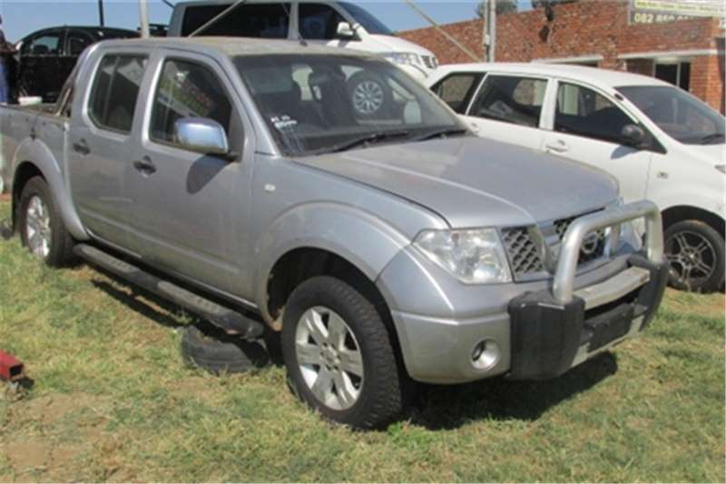 2007 nissan navara 4 0 v6 non runner cars for sale in gauteng r 55 000 on auto mart. Black Bedroom Furniture Sets. Home Design Ideas