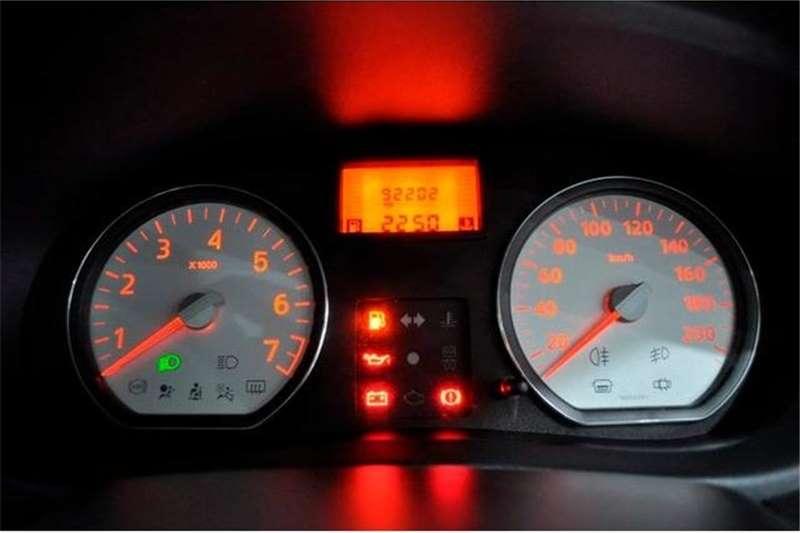 Nissan NP200 1.6 16v high 2013