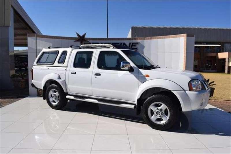 Nissan NP300 Hardbody 2.4 Hi Rider 2010
