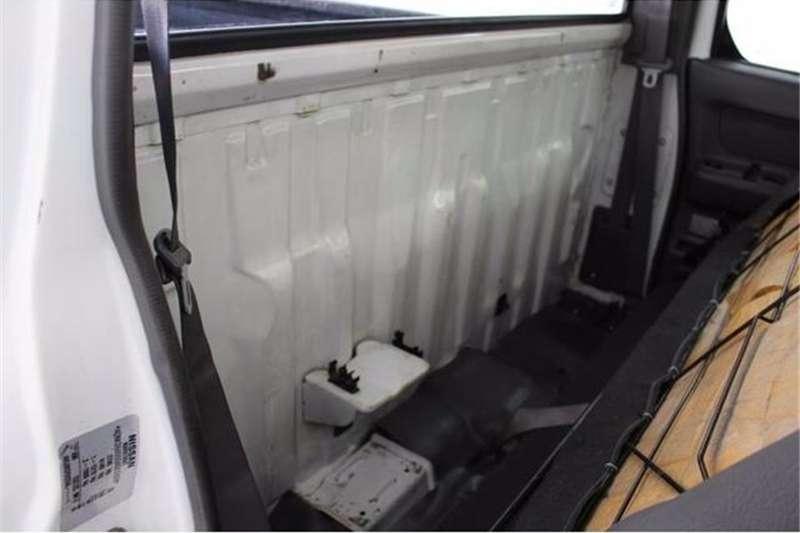 Nissan NP300 Hardbody 2.5TDi 4x4 2010
