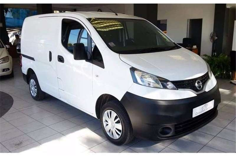 Nissan NV200 1.5dCi Visia 2013