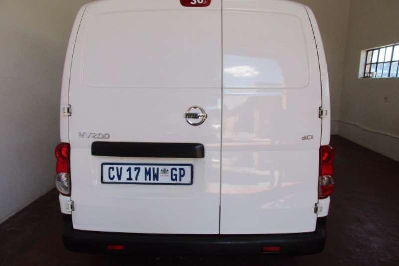 Nissan NV200 panel van 1.5dCi Visia 2013