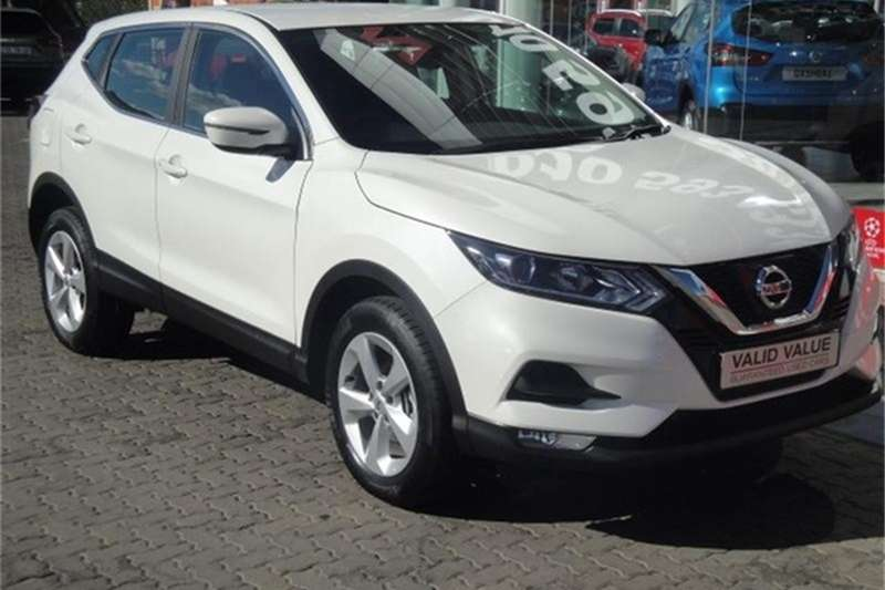 Nissan Qashqai Used Cars For Sale