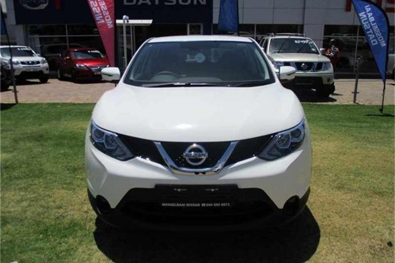 Nissan Qashqai 1.2T ACENTA CVT 2017