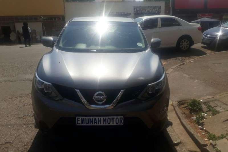 Nissan Qashqai 1.6 Acenta 2015