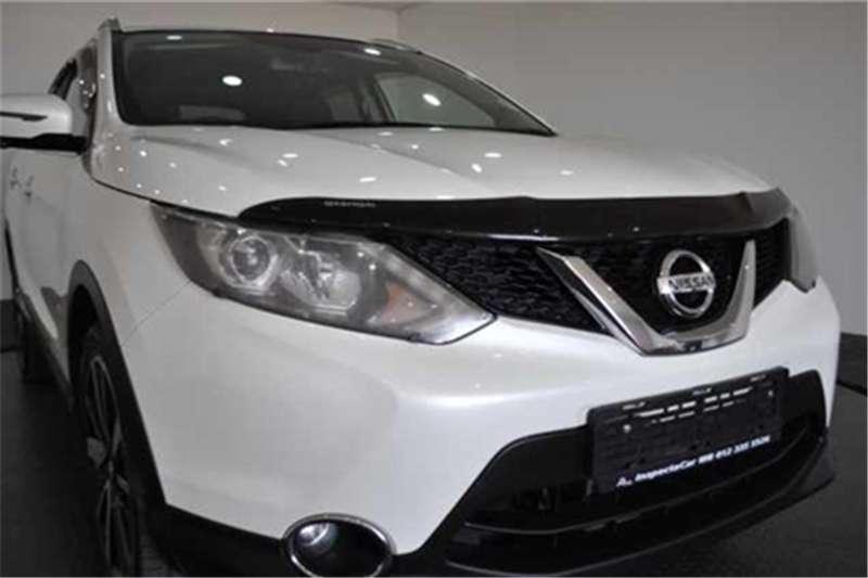 Nissan Qashqai 1.6 dCi ACENTA TECH AWD 2015