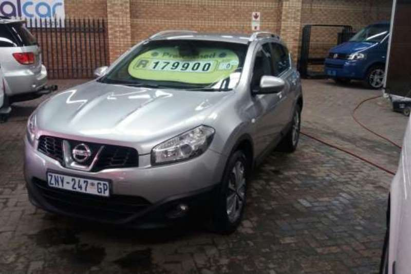 2010 nissan qashqai acenta crossover suv fwd cars for sale in gauteng r 169 900. Black Bedroom Furniture Sets. Home Design Ideas