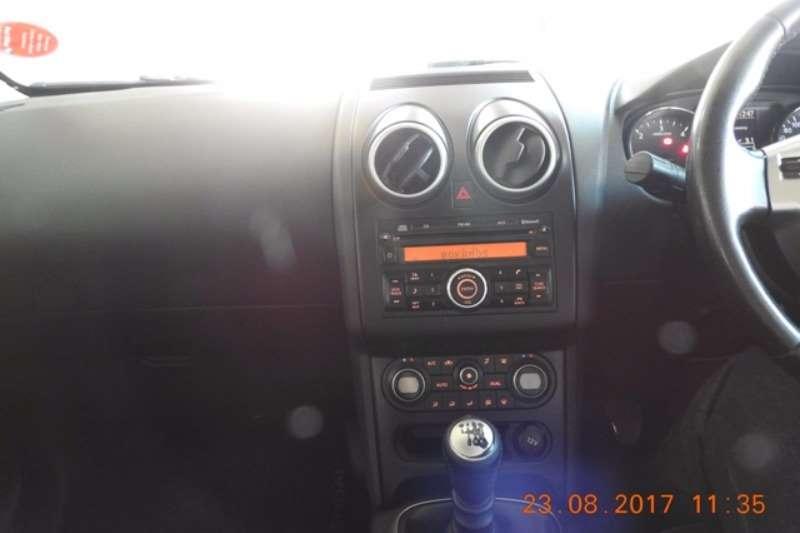 Nissan Qashqai 2.0dCi Acenta 2010