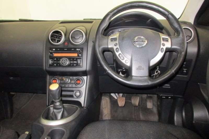 Nissan Qashqai 2.0dCi Acenta 2011