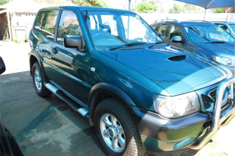 2000 nissan terrano ii 2 7 tdi 4x4 swb cars for sale in gauteng r 79 900 on auto mart. Black Bedroom Furniture Sets. Home Design Ideas