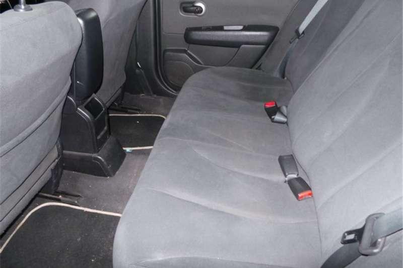 Nissan Tiida hatch 1.6 Visia+ 2011