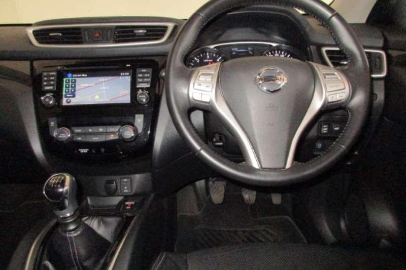 Nissan X-Trail 1.6dCi 4x4 LE 2015