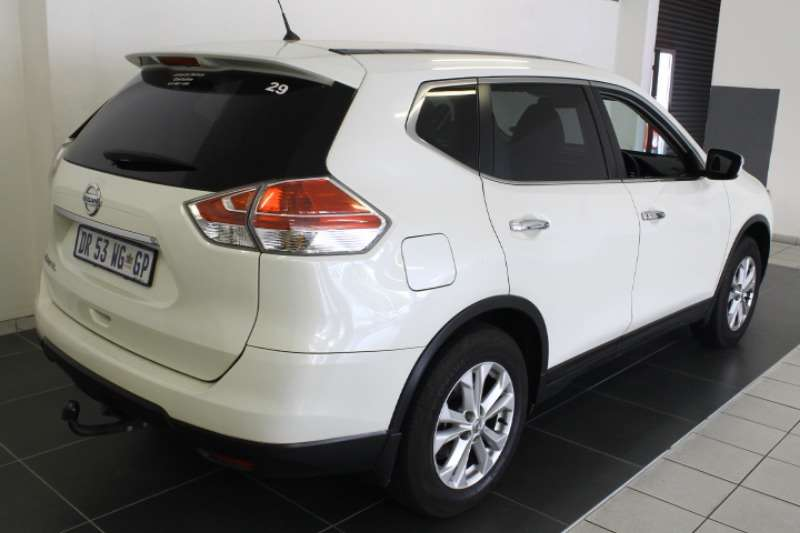 2015 nissan x trail xe crossover suv diesel fwd manual cars for sale in gauteng. Black Bedroom Furniture Sets. Home Design Ideas