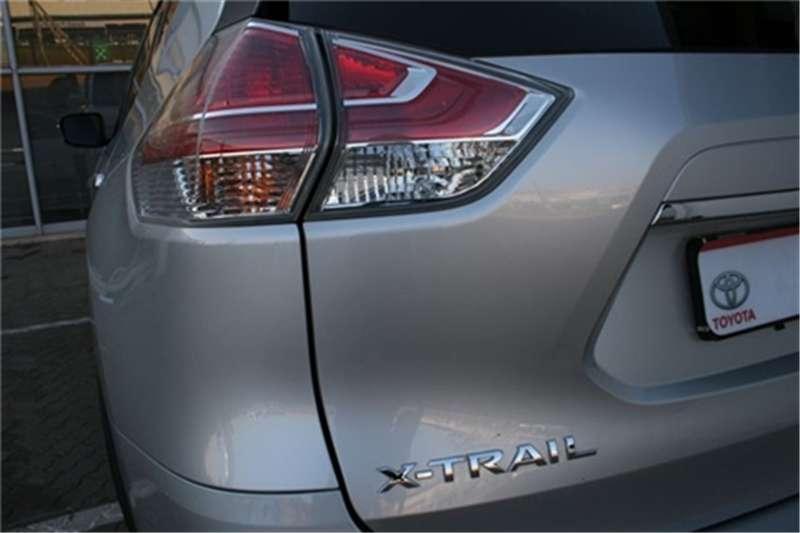 Nissan X-Trail 1.6dCi XE 2016