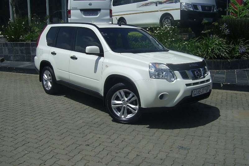 2013 nissan x trail 2 0 xe crossover suv fwd cars for sale in gauteng r 189 900 on auto mart. Black Bedroom Furniture Sets. Home Design Ideas