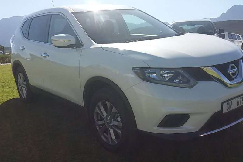 2017 nissan x trail 2 0 xe 5 seats cars for sale in western cape r 299 900 on auto mart. Black Bedroom Furniture Sets. Home Design Ideas