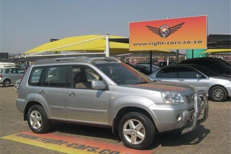 Nissan X-Trail 2.2D (R41) 2005