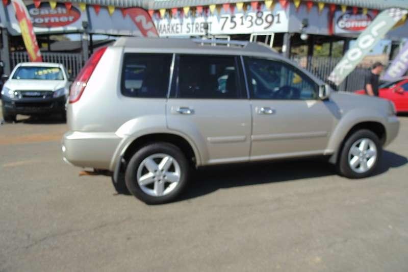 Nissan X-Trail 2.5 4x4 SE 2007