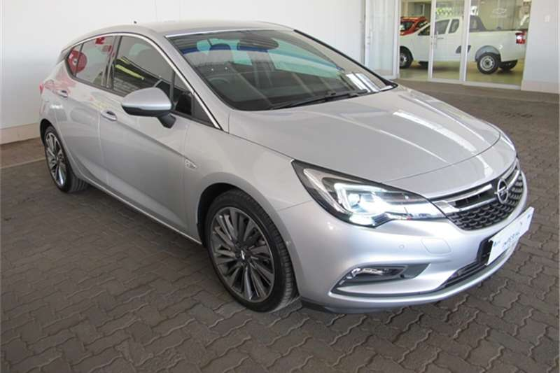 Opel Astra Astra hatch 1.6T Sport 2017