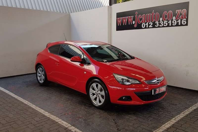 2014 opel astra gtc 1 4 turbo enjoy coupe fwd cars for sale in gauteng r 199 500 on auto mart. Black Bedroom Furniture Sets. Home Design Ideas