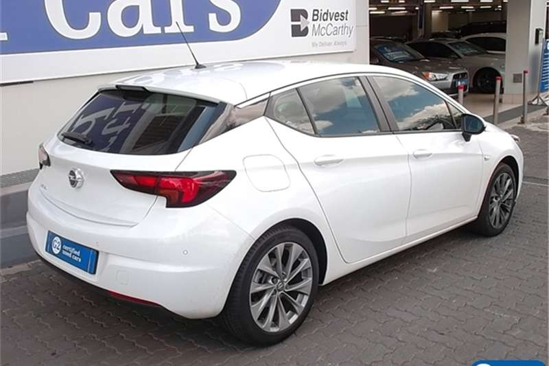 Opel Astra hatch 1.4T Enjoy auto 2017